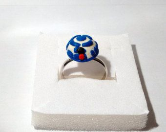"Star Wars ""R2D2"" Ring"