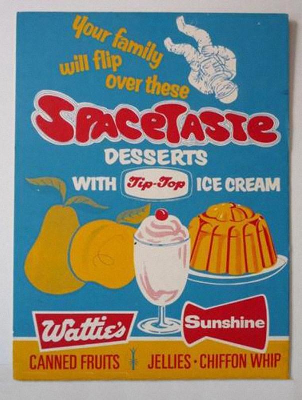 watties can fruit -tip top ice cream - sunshine jelly sml
