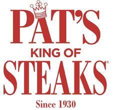 Pat's King of Steaks® Since 1930 1237 E Passyunk, PA 19147 open 24/7 80 years in the family, only location =)