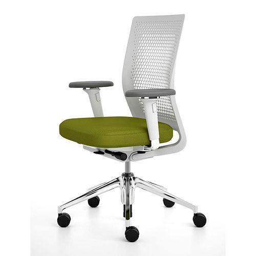 Air kontorstol - ID stole har mange variationsmuligheder til fordele for virksomheder i form af æstetik, vedligeholdelse og service. Se mere her.  #kontormøbler #kontor #kontorindretning #kontorstole