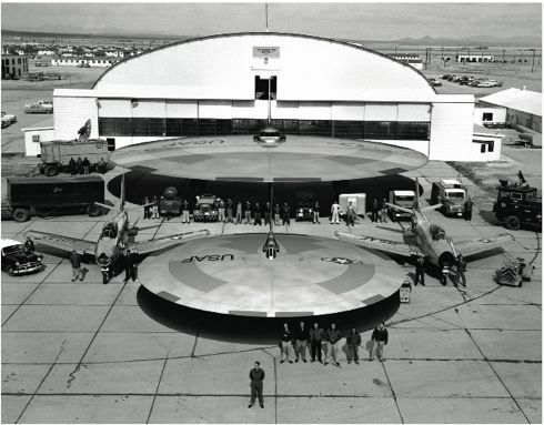 Keith Thomson: The True Story of Area 51s UFOs