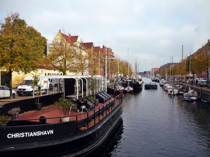 Christianshavn - founded in the early 17th century