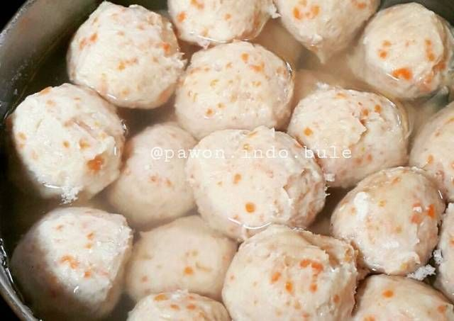 8 Il Modo Piu Semplice Per Crea Perfetto Indonesian Chicken Meatball With Hidden Carrot Food Processor Recipes Food Savory Snacks
