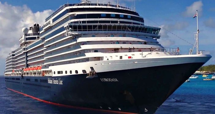 Holland America Line's ms Eurodam Cruise Ship Receives Excellent Rating During CDC-related USPH Inspection in Fort Lauderdale