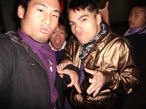 """FckYeah Dominic """"D-Trix"""" Sandoval"""