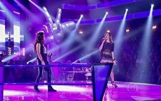 Luz Dos Olhos (Nando Reis) - Interpretado por Luciana Balby e Bruna Borges -  The Voice Brasil