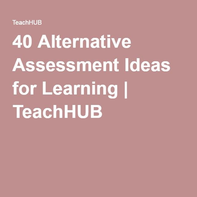 Best 25+ Assessment for learning ideas on Pinterest Assessment - assessment
