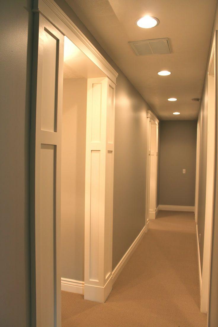 The Hallway Paint Color Hallway Ideas Pinterest