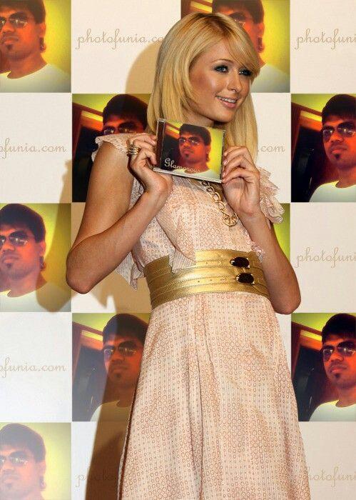 "Paris Hilton is shows her husband ""Prince Hilton"" ....... by mE"