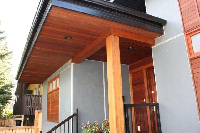 11 best ipe siding images on pinterest wood trim shiplap siding and timber cladding Exterior doors installation calgary