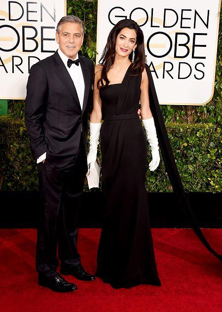 Экс-подруга Джорджа Клуни Элизабетта Каналис прокомментировала новость о его будущем отцовстве