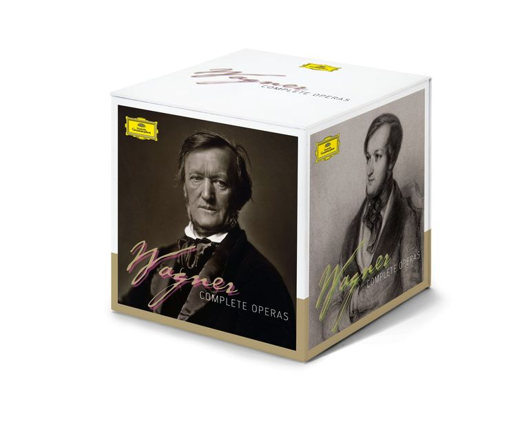 Wagner: Complete Operas (Limited Edition)
