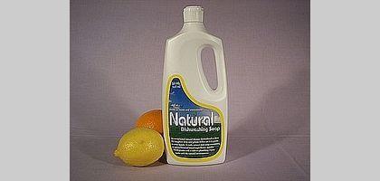 Use Natural Lemon Dish Soap in your Cat Repellant Recipe