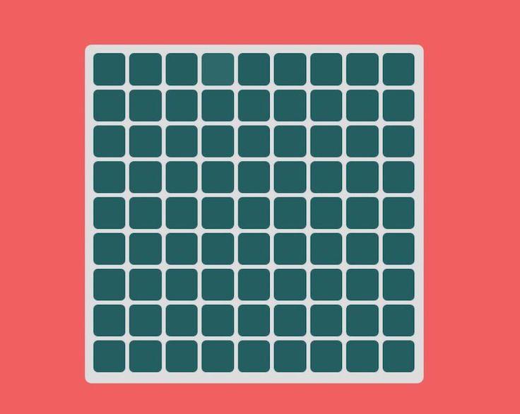 Desde la divertida polémica sobre el vestido azul y negro (o blanco y dorado según el caso) el tema de la percepción de los colores se ha puesto de moda y en esta ola se ha montado este reto llamado KukuKube, un test de colores que se convierte en un vicio, posiblemente por lo difícil que es, aunque al principio no lo parezca.
