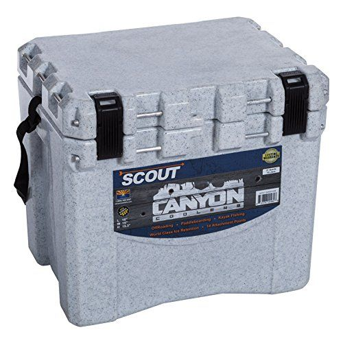 Canyon Coolers Scout 22 (White Marble). For product info go to:  https://all4hiking.com/products/canyon-coolers-scout-22-white-marble/