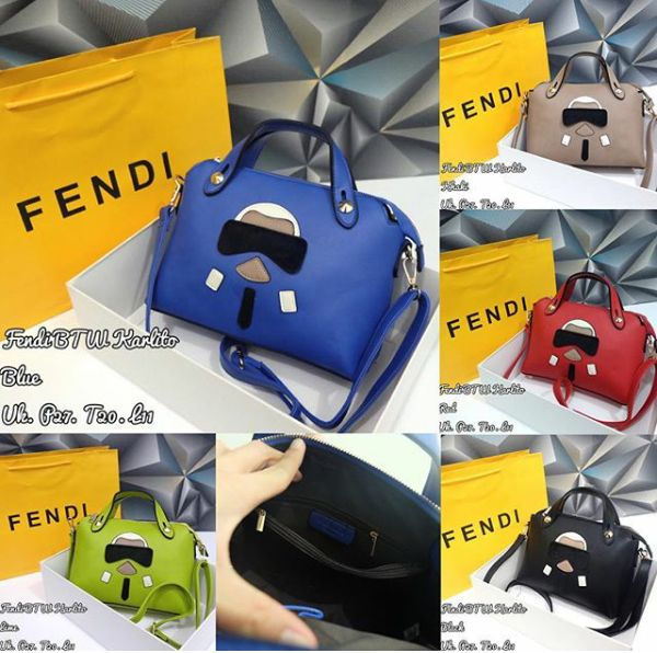ANC OnLine: New arrival: Fendi By The Way Carlito