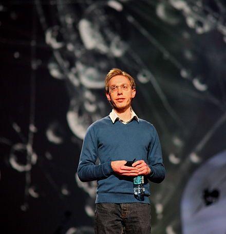 Daniel Tammet – Wikipedia, wolna encyklopedia