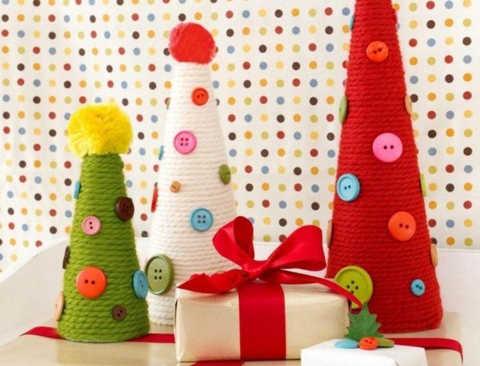 Tischdeko weihnachten selber basteln mit kindern  25+ melhores ideias de Tischdeko weihnachten selber basteln mit ...