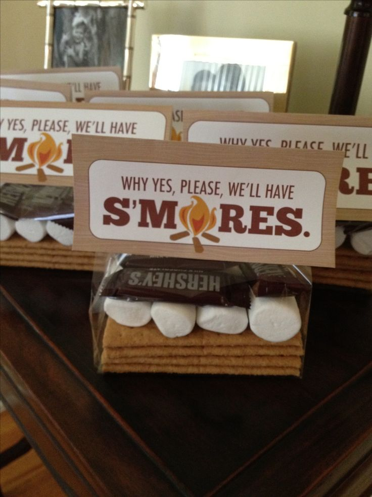 Best Images About Party Camping On Pinterest - Camping party favors housewarming party pinterest