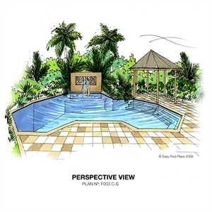 25 best Easy Pool Plans - Swimming Pool Design images on Pinterest ...
