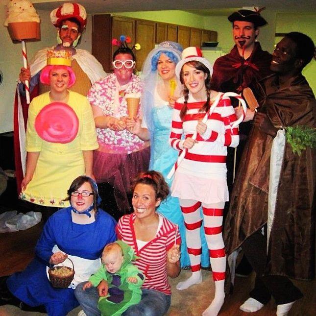 8 best Halloween cstumes images on Pinterest Carnivals, Costume - cool group halloween costume ideas