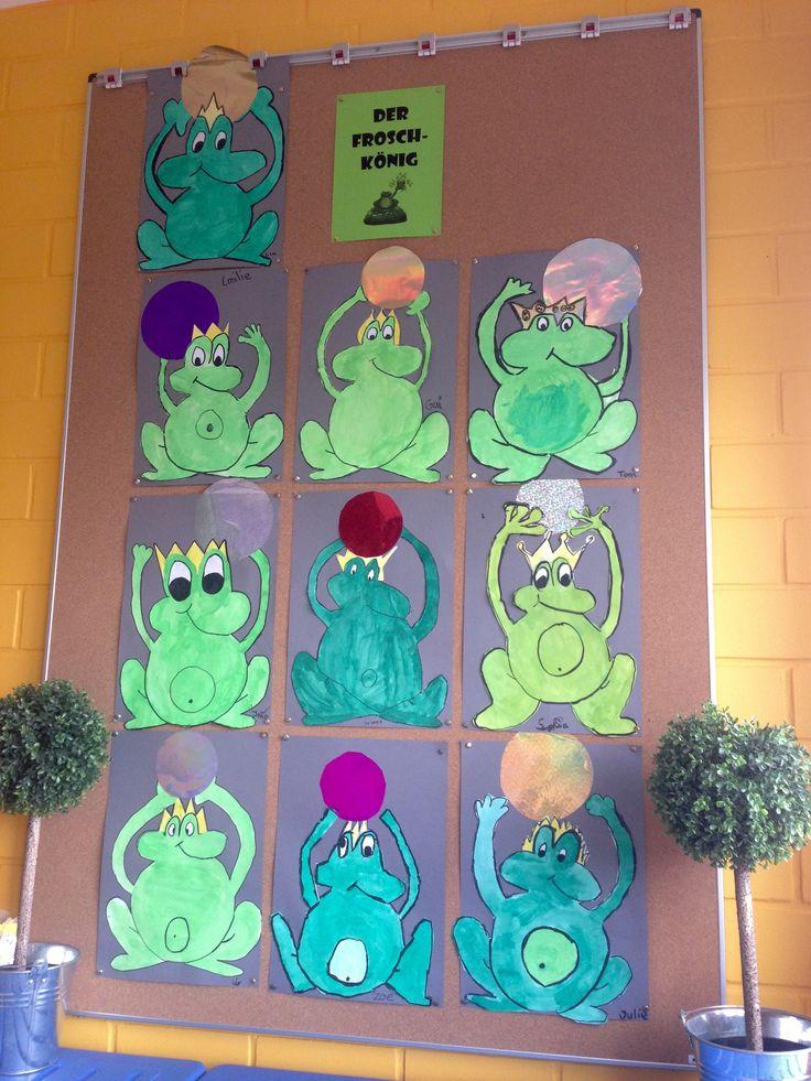 63 besten kunstunterricht malen und basteln in der grundschule bilder auf pinterest - Weihnachten grundschule ideen ...