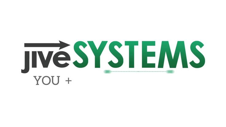 Jive Systems Custom Logo Animation (Portfolio Sample)