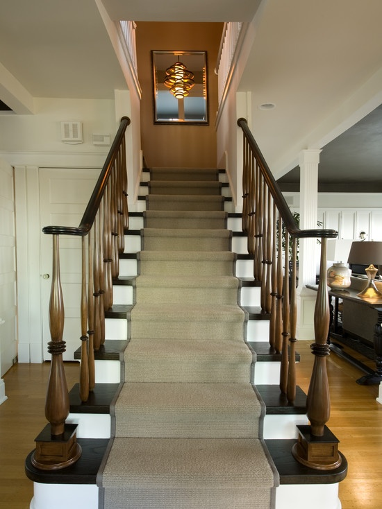 open staircase / finish/paint  Ideas Design, Pictures, Remodel, Decor and Ideas - page 129