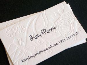 109 best business cards letterpress embossed spot uv etc blind embossed business cards letterpress colourmoves Gallery