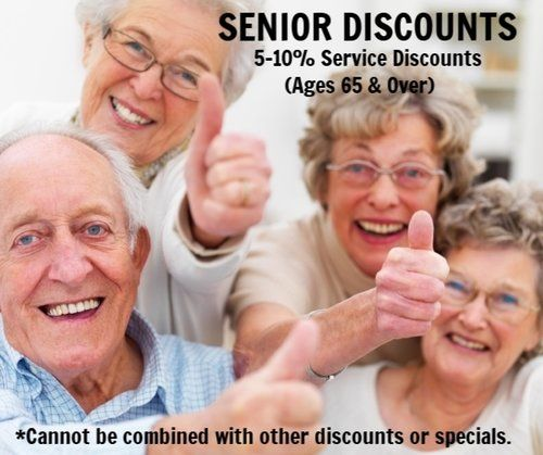 Seniors Receive 10 Discount On Plumbing Heating Cooling Services Aarp Senior Services And Discounts Home