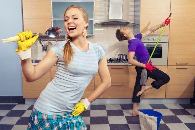 Бережем нервы: 12 подсказок для идеальной чистоты на кухне 0