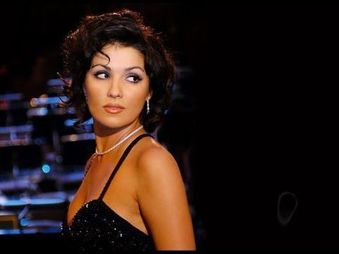 Anna Netrebko sings for Martin Scorsese! - YouTube
