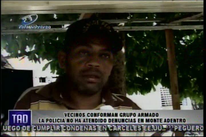 Un Pueblo De Santiago Arma Su Propia Guardia Urbana Contra La Delincuencia #Video