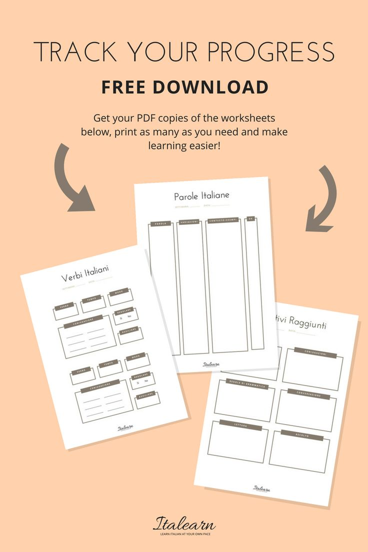 Workbooks Italian Verb Worksheets Free Printable Worksheets For
