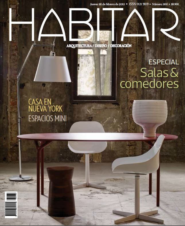 Habitar ed. 266 ESPECIAL Salas & Comedores