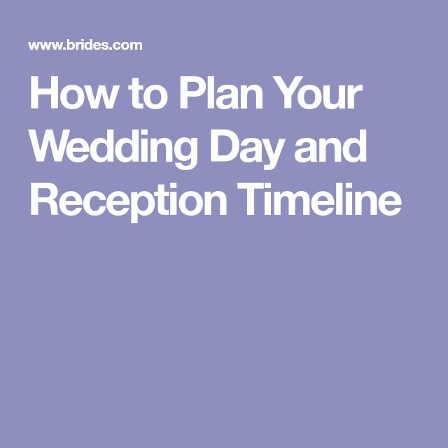Best 25+ Wedding reception timeline ideas on Pinterest Reception - wedding timeline
