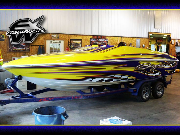 Best Boats Images On Pinterest Boat Wraps Boats And Boating - Baja boat decals easy removalremoving vinyl striping from your boat hull youtube