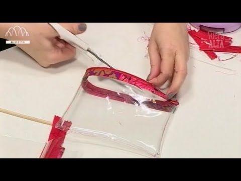 Bolsa de Praia para Cremes - Costura com Riera Alta - YouTube