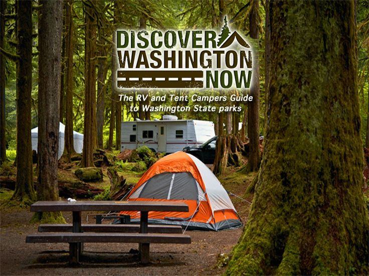 Washington State Parks Camping Discover Washington Now