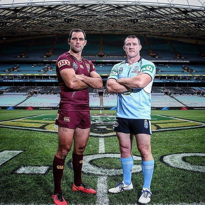 #NRL fans get excited  The battle of the year begins tonight  #StateOfOrigin game one kicks off @anzstadium at 8pm  With tickets still available from @ticketekaustralia you could be there If you can't check out #SydneyHarbourBridge embrace the blue every time the team scores as a part of @vividsydney celebrations  @nrl  #football #origin #nsw #qld #sydney #sport #series #gameone #anz #play #rugbyleague #tonight @nrl #uptheblues #nrl by notedbynathan http://ift.tt/1NRMbNv