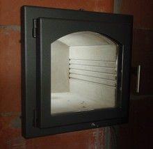 Masonry Oven with door
