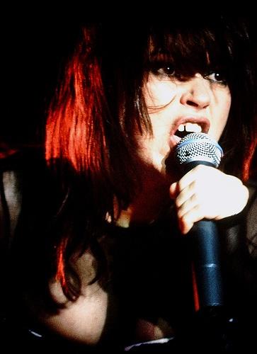 Chrissy Amphlett. Rock Goddess.
