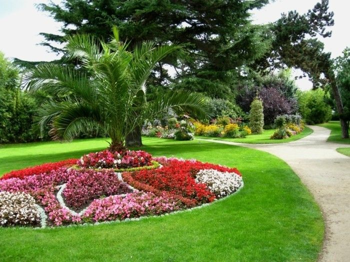 1001 Conseils Et Modeles Pour Creer Une Parterre De Fleurs