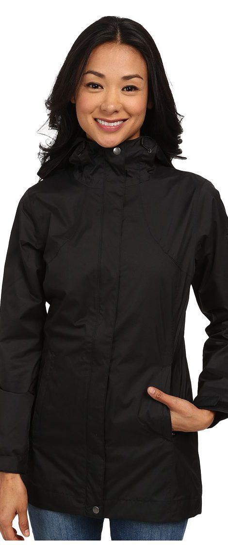 Columbia Splash A Little Rain Jacket (Black) Women's Coat - Columbia, Splash A Little Rain Jacket, 1500421-010, Apparel Top Coat, Coat, Top, Apparel, Clothes Clothing, Gift - Outfit Ideas And Street Style 2017