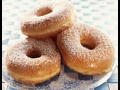 DONUTS - Recetas para Thermomix | receta casera cocina COCINA FACIL