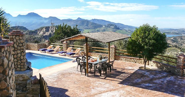 Casa Irene Villa in Andalucia, Spain - Sleeps 7 (El Gastor ) | Vintage Travel