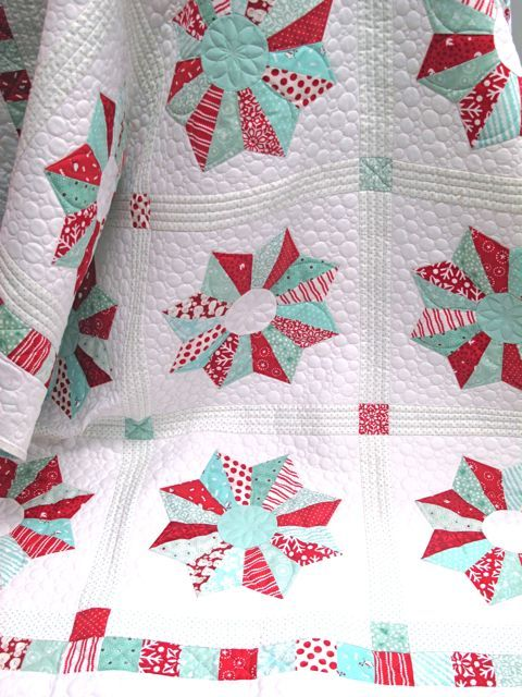 45 Best Images About Christmas Quilts Amp Projects On