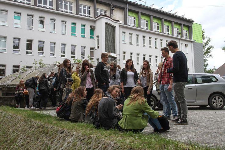 Dni otwarte szpitala dla uczniów skierniewickich szkół [FOTO]