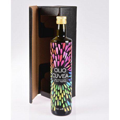 Italian Extra Virgin Olive Oil Gift Box from #Liguria - #Taggiasca Olives monocultivar