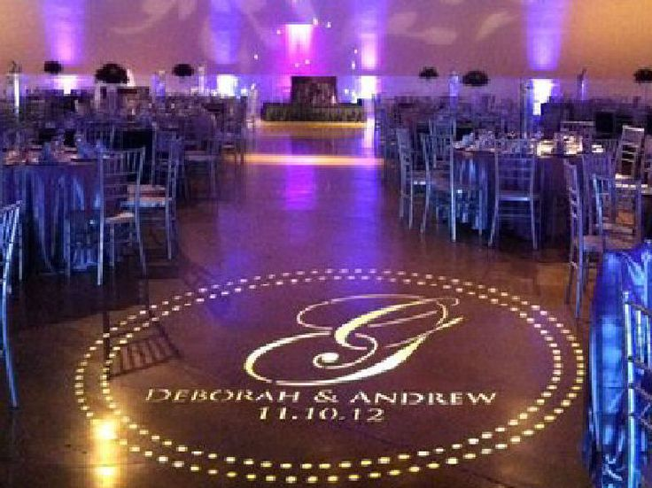 Your name message or logo projected onto walls floors or ceilings available from the wedding lighting specialists at Party Linen. .partylinen.co.uk ... & 48 best Gobos Unique Lighting Effects images on Pinterest ... azcodes.com
